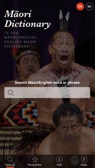 Understanding The Māori Dictionary Entries - Māori Dictionary
